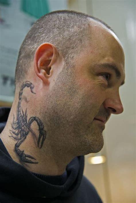 scorpion tattoo behind ear meaning best 3d scorpion tattoo design ideas 2018