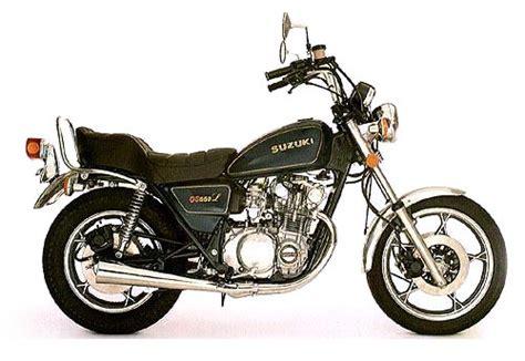 Suzuki Gs550 1980 Suzuki Models 1980 Page 1
