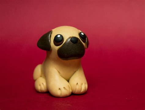 how to pug clay 1000 images about clay cats dogs on