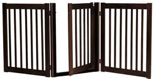 expandable gate wood walk thru door gate freestanding expandable
