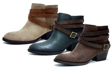 Sepatu Adio Motoya V 5 groove hudson s ankle boot groupon goods