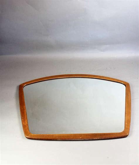 mid century mirror danish mid century danish teak mirror mid century modern