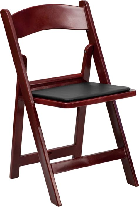 Resin Folding Chairs For Sale by Mahogany Resin Folding Chair Vision Furniture