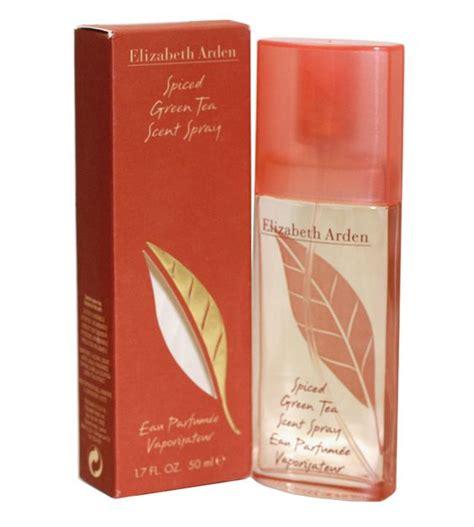 Parfum Green Tea green tea spiced perfume by elizabeth arden for