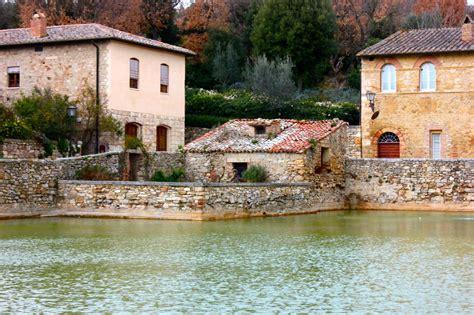bagno italy my pilgrimage to bagno vignoni tuscany s 16th century