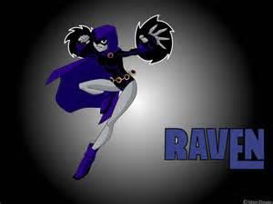 teen titans images raven hd wallpaper background photos 11136807