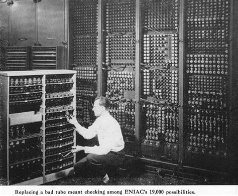 Eniac Penn Special Collections Mauchly Exhibition 8b