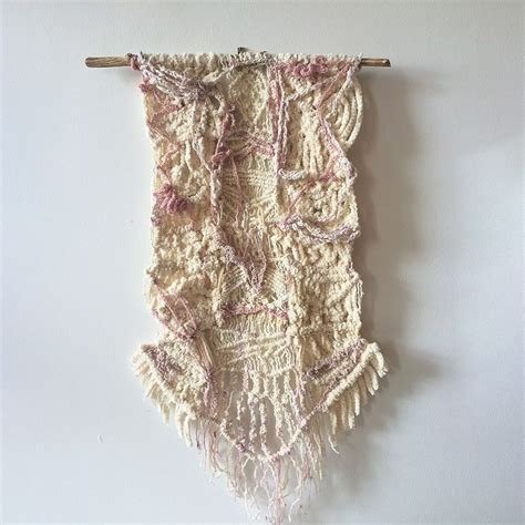 Macrame And Crochet - crochet macram 201 wall hanging products