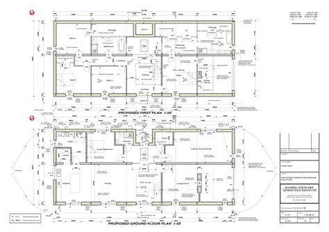 floor plan for exle plans of recent architectural work