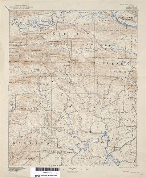 benton texas map arkansas historical topographic maps perry casta 241 eda map collection ut library