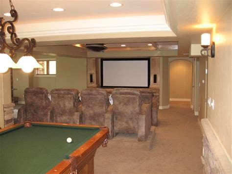 Basement Floor Finishing Ideas Finished Basement Ideas Basement Design Basement Finishing Remodeling Home Ideas For The