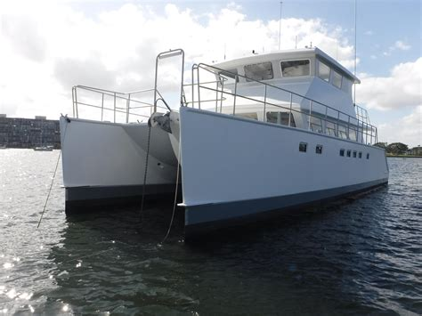 catamarans for sale america malcolm tennant power catamaran for sale in united states