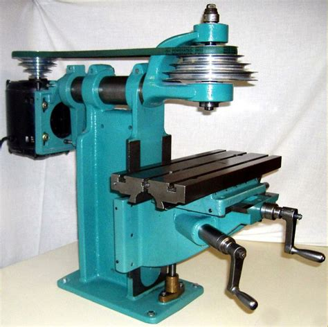 Best Handmade Machines - 17 best images about milling machine on
