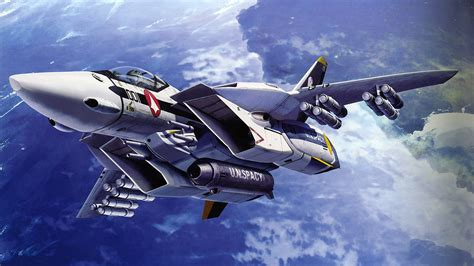 cool jet wallpaper macross fighter wallpapers hd wallpapers id 11070