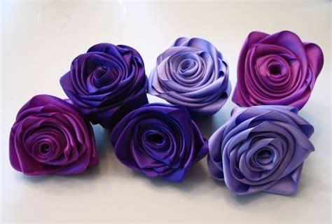fiori di stoffa come fare come fare fiori di stoffa bricolage fiori di stoffa