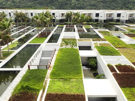 green roof design by spanish based firm on a architects green roof 2030 palette