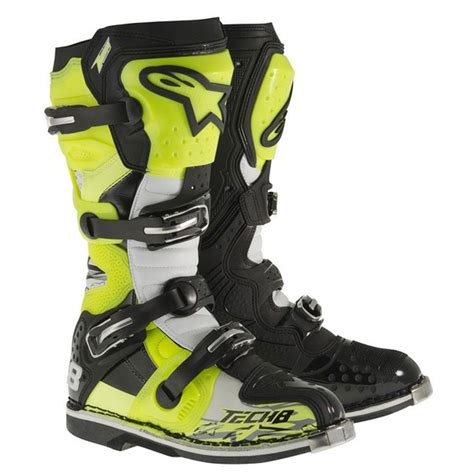clearance motocross boots clearance alpinestars tech 8 rs motocross boots black