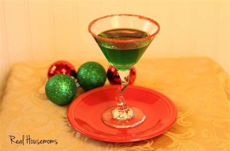 martini mistletoe mistletoe mint martini housemoms