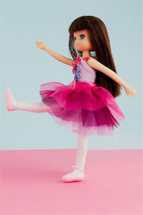 lottie doll ballerina lottie celebration ballet doll the granville