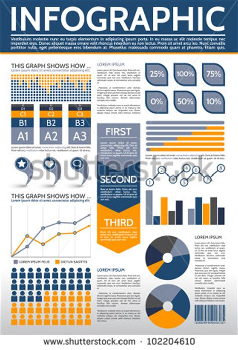 infographic template word 14 infographic templates for word images resume