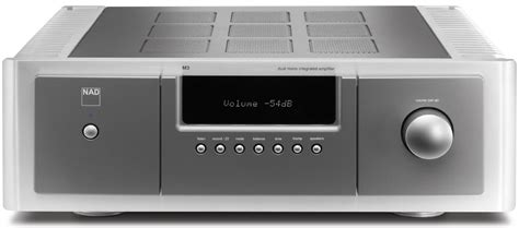 nad m3 integrated stereo lifier hometheaterhifi