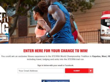 Muscle Milk Instant Win - muscle milk brand summer strong sweepstakes instant win game