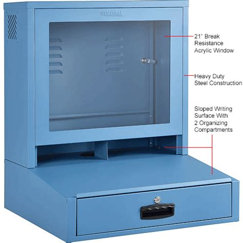 Secure Countertop To Cabinet by Computer Furniture Computer Cabinets Lcd Counter Top