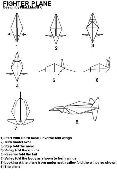 How To Make An Easy Origami X Wing - origami x wing comot