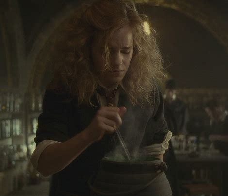 Hermione Granger And The Half Blood Prince by Hermione Granger And Harry Potter And The Half Blood