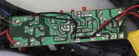 Jual Raket Nyamuk Shinyoku membongkar raket nyamuk elektrologi