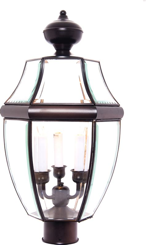 south park 3 light outdoor pole post lantern outdoor