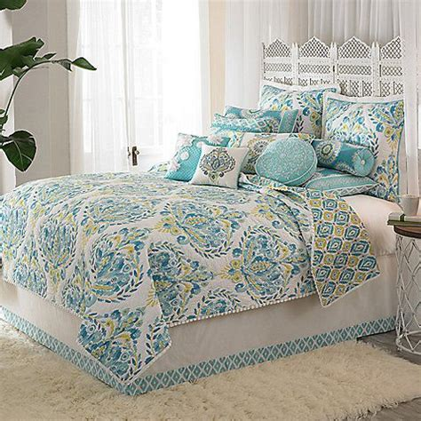 kayla hand guided yellow and white king quilt set for my 69 best images about bedding on pinterest