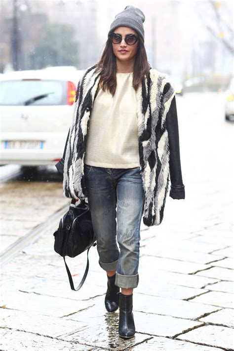 Looks Of The Week Fabsugar Want Need 39 by Milan Fashion Week Aw14 3 Chic Obsession