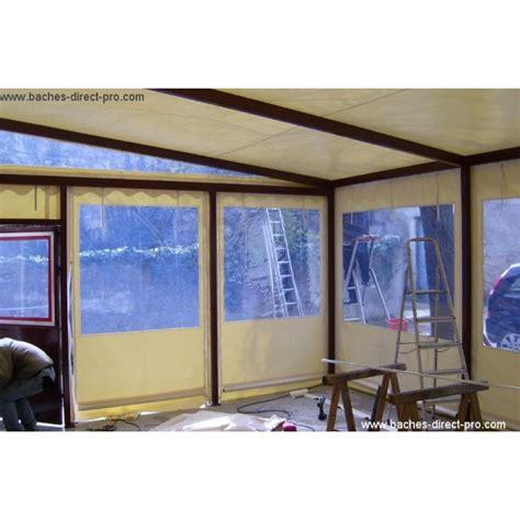 Pergola Aluminium Pour Terrasse 943 by Bache Pergola 400 Gr 5 8 X 7 5 M Bache Transparente