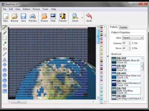 bead pattern generator online bead tool 4 review doovi