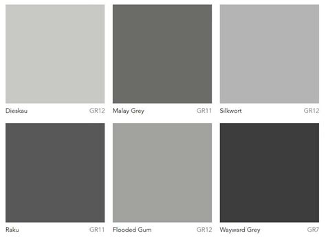 gray paint colors gray paint color schemes best 2018 gray paint color