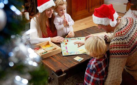 board games  family christmas fun