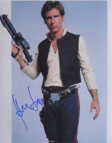 Harrison Ford Signature Autograph Experts Don T Let The Be With You