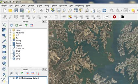 tutorial qgis 2 6 brighton wms not loading in qgis 2 6 1 brighton geographic