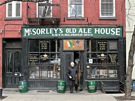 mcsorley s old ale house the cooper square hotel new york city