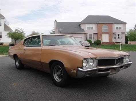 purchase used 1970 buick gs 455 original 455 12 bolt