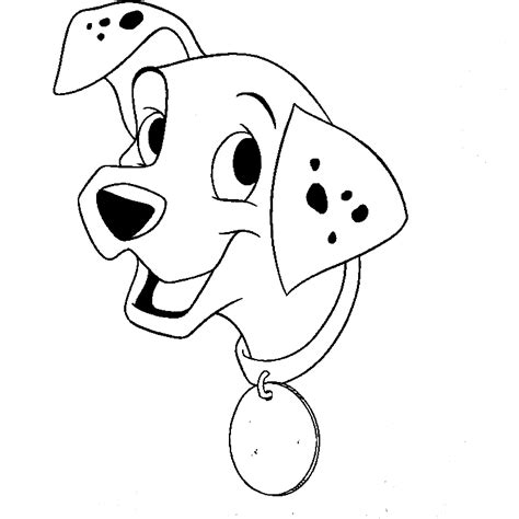 dalmatian puppy coloring page dalmatian coloring page coloring home
