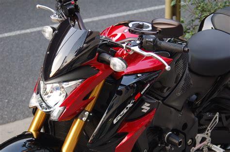 gsx s1000 light suzuki gsx s1000カスタム ライディングポジション改善プラン scsブログ