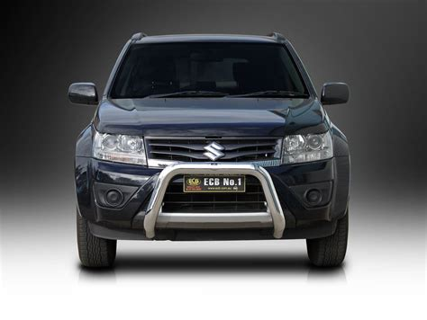 Suzuki Nudge Bar Suzuki Grand Vitara Ecb Alloy Bullbars Nudge Bars Bull