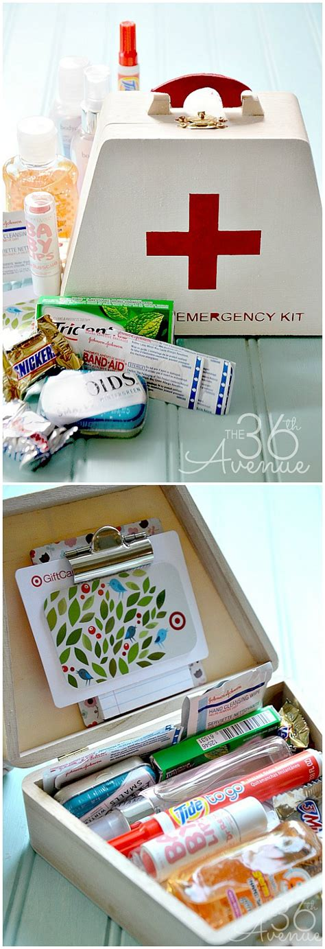 Great Gift Ideas The Best Kits Of The Season the 36th avenue back to school emergency kit the 36th