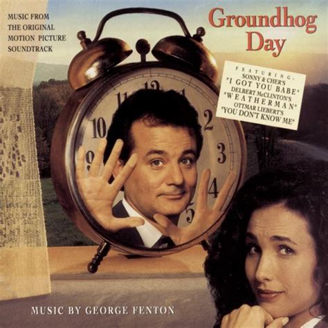 groundhog day musical lyrics groundhog day from the original motion picture