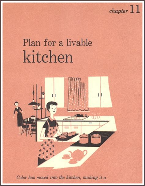 good home design books retro rooms the 1950s kitchen hooked on houses