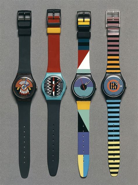 best swatch watches a few swatch best sellers from the 1980s ruffled