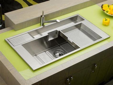 delightful Modern Kitchen Sink Faucets #1: AD-Creative-Modern-Kitchen-Sink-Ideas-13.jpg