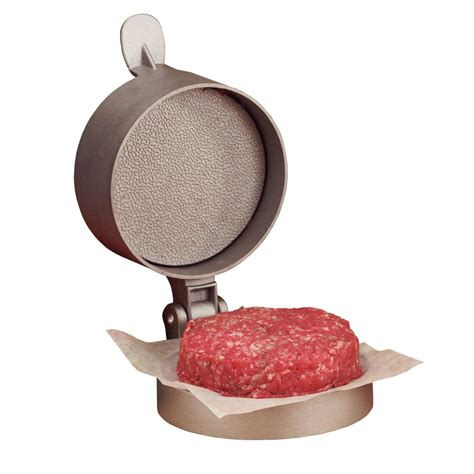Diskon 50 Tupperware Burger Press weston burger express hamburger press with